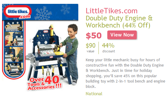 Marvelous Little Tikes Double Duty Engine Workbench 50 Shipped Ocoug Best Dining Table And Chair Ideas Images Ocougorg