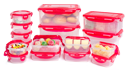 Head Over To 1SaleADay And Click On The U201cFamilyu201d Tab (up Top) U2026and You Can  Get The Lock U0026 Lock 32 Piece Food Storage Container Set BPA Free With  Airtight ...