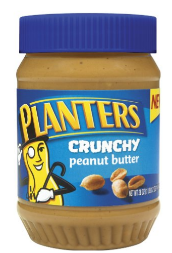 Amazon has 4-Pack Planters Natural Creamy Peanut Butter Ounce for $ - 20% clip coupon - 5% with