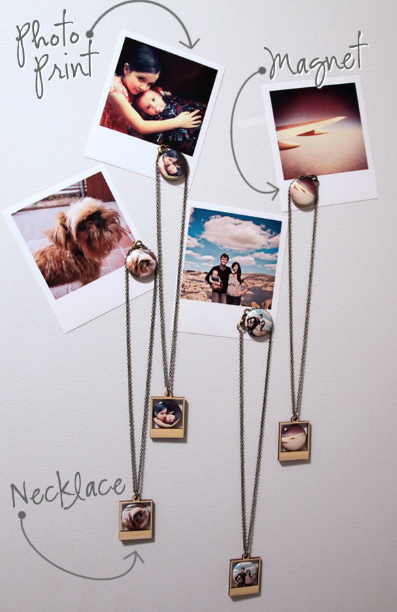 8moms 25 for custom polaroid necklace photo magnet polaroid highlights order for mothers day negle Image collections