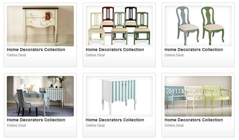 Groupon beautiful furniture from home decorators home for Home decorators shipping code