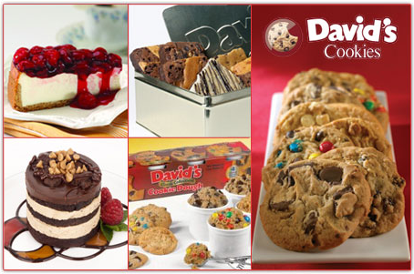 Save 15% at Davids Cookies with coupon code TRG (click to reveal full code). 9 other Davids Cookies coupons and deals also available for November