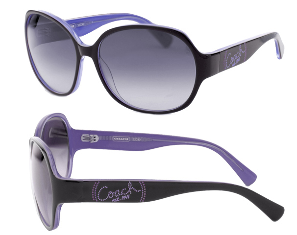 Coach Sunglasses Womens  women s coach sunglasses up to 66 off multiple colors and
