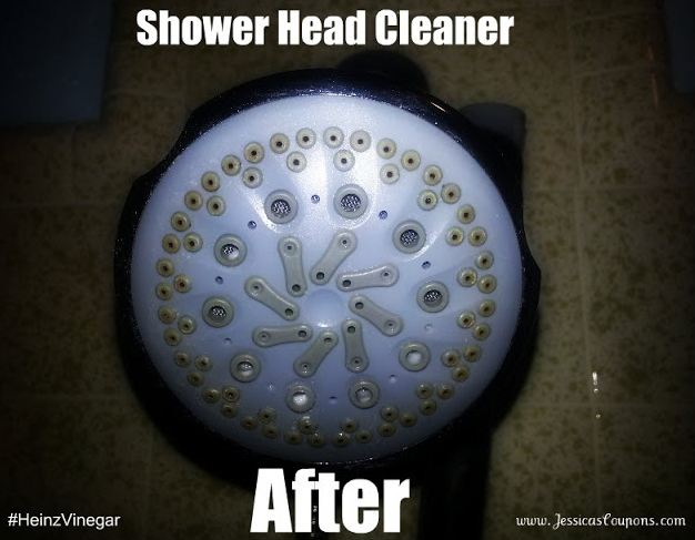 My Rockstar Shower Head Cleaner Amp Other Natural Cleaning