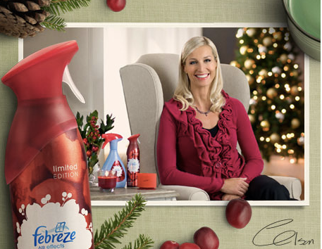 my interview with designer candice olson holiday decor tips rh livingchiconthecheap com